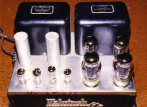 McIntosh MC-60 top